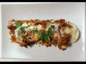 Beef and Summer Corn Enchiladas – Blue Apron