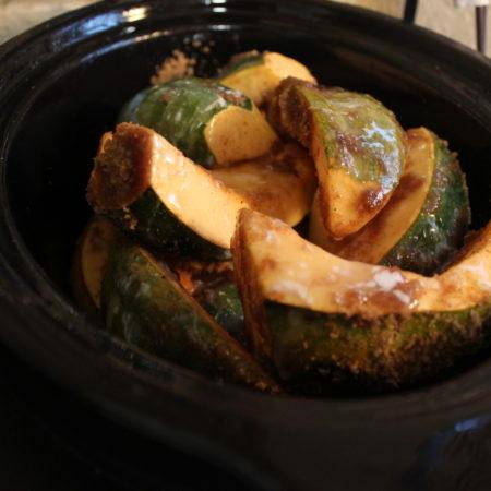 Slow Cooker Acorn Squash Recipe