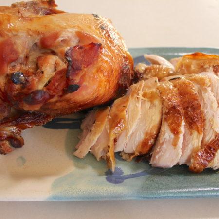 Oven Roasted Turkey Breast Recipe