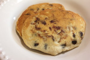 The Best Homemade Chocolate Chip Pancakes