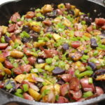 Potatoes O'Brien: Easy Pan Fried Potatoes Recipe