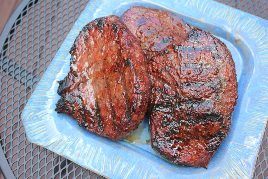 Grilled Petite Sirloin Steak Recipe Mr B Cooks